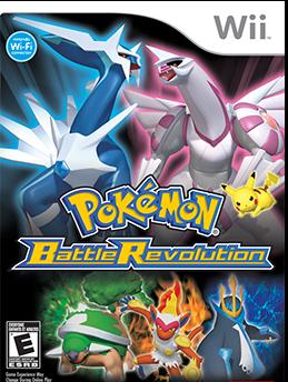 battle revolution Pokemon video games for nintendo wii