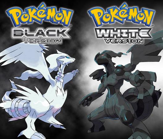pokemon black and white Pokemon video gamess for nintendo wii
