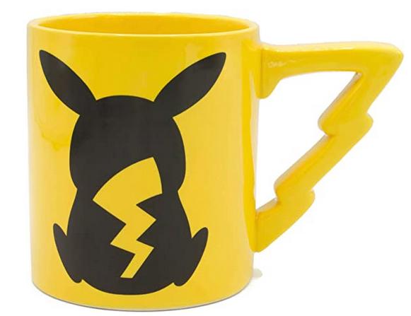Pokemon collectible Pikachu mug