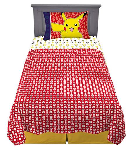 Franco kids Pokemon bedding