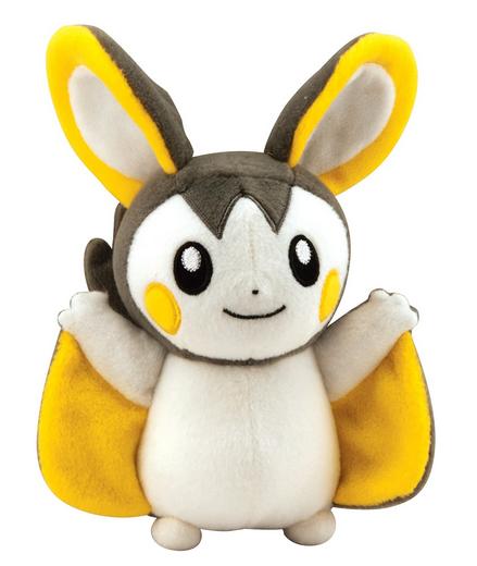 Tomy Pokemon Emolga Plush