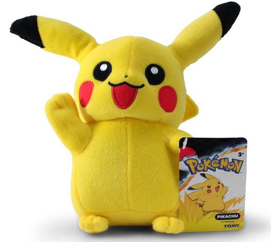 Tomy Pokemon Pikachu Plush