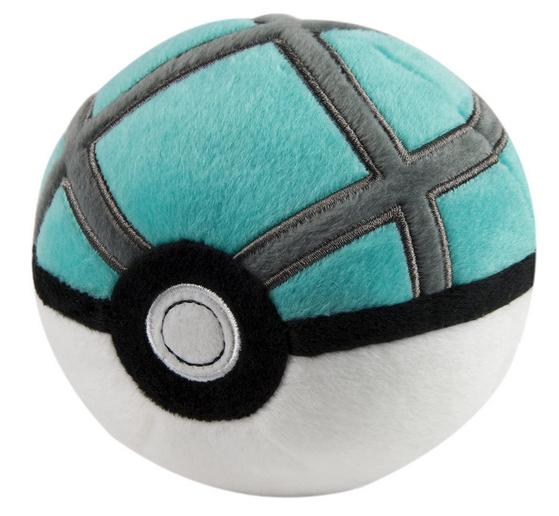 Tomy Pokemon Pokeball plush
