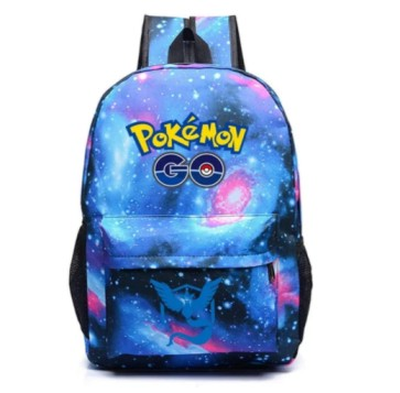 Lightweight Cartoon Backpack-Back to School Book Bag-Rucksack Backpack