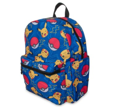 "Pokemon Pokeball 16"" Backpack"
