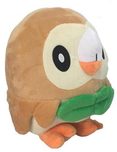 rowlet pokemon stuffed toys