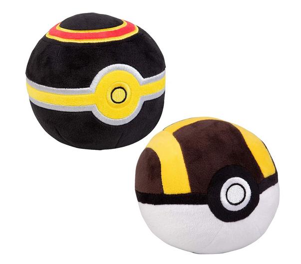 Pokeball plush stuffed toys