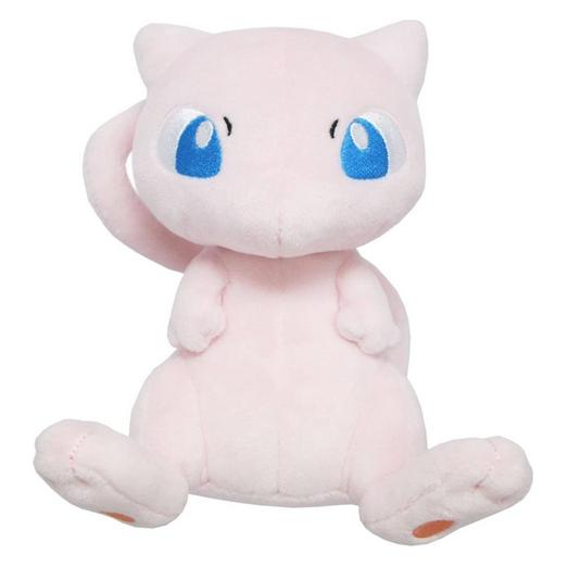 Pokemon plush mewtwo
