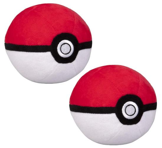 Pokémon Pokéball Plush