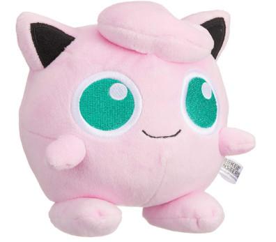 Sanei Jigglypuff stuffed toy