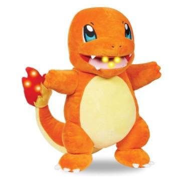 pokemon Flame Action Charmander plush