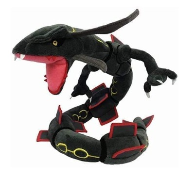 Pokemon Rayquaza Plush