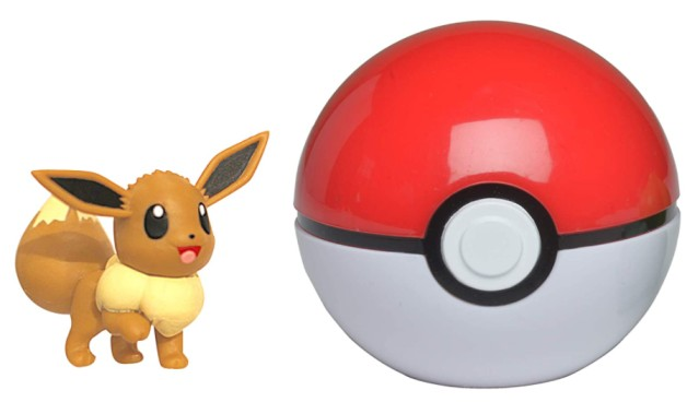 Pokemon Pokeball Figure