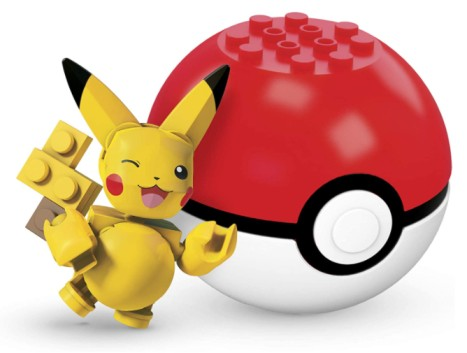 Mega Construx Pokémon Pikachu Building Set