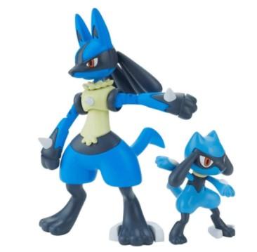 Pokemon Lucario Action Figures