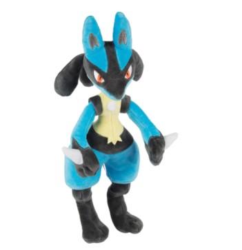 Pokémon Battle Figure Lucario 3 Inch Series 4 Single Pack