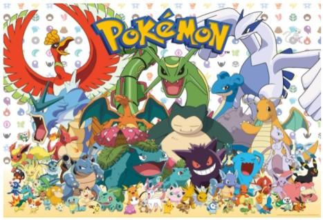 Pokemon Board Games