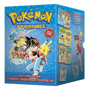 Pokemon Adventure Volume 7 book